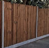 Concrete Post Fencing companies in Sunnigdale
