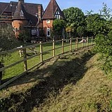 Post and Rail Fencing​ companies in Berkshire