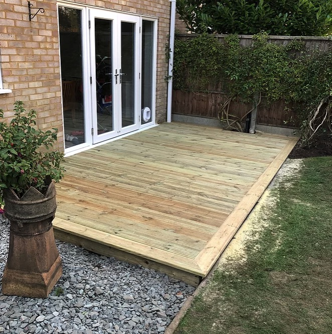Timber Decking-Installers-Builders-Berkshire
