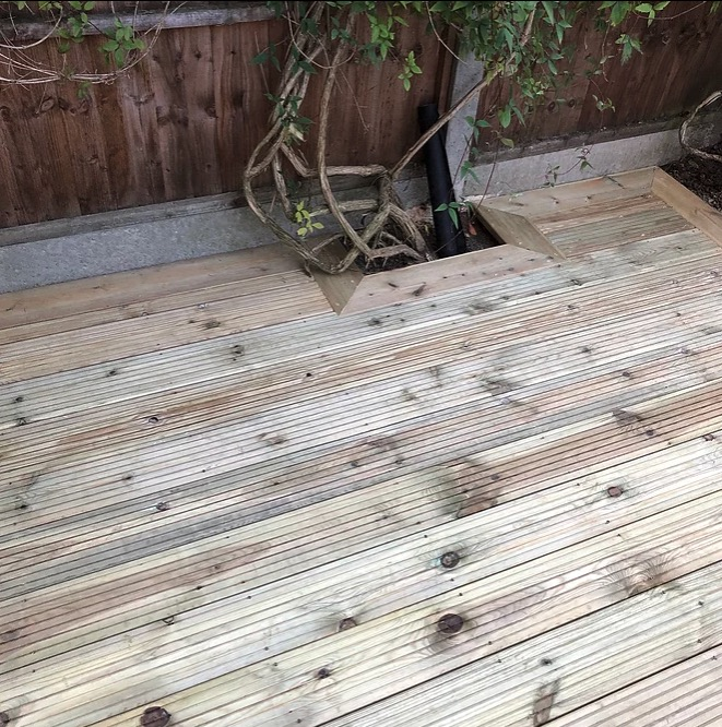 Timber Decking-Installers-Builders-Bracknell