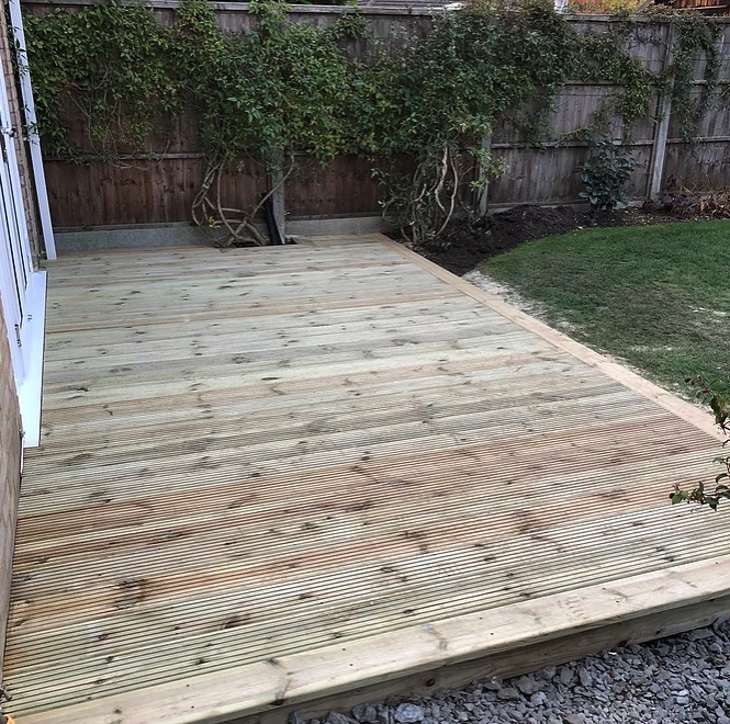 Timber Decking-Installers-Builders-Wokingham