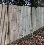 Timber Post Fencing builders