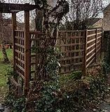 Trellis Panel fence Ascot