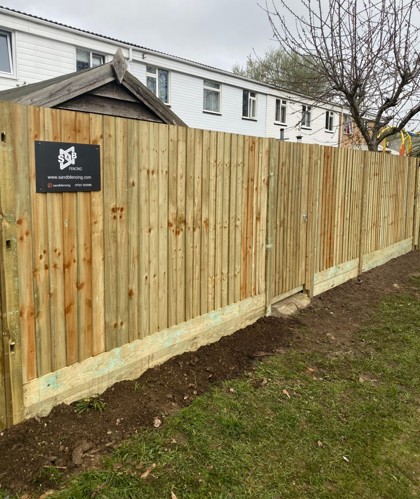 Close board Panel-Fence-Builders-Ascot, Berkshire